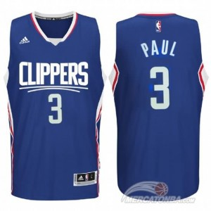 Canotte Paul,Los Angeles Clippers Blu