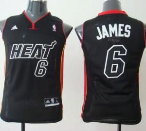 Canotte Bambini James,Miami Heats Nero2