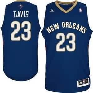 Canotte Rivoluzione 30 Davis,New Orleans Pelicans Blu2
