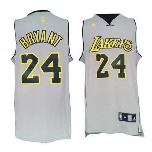 Canotte Rivoluzione 30 Kobe Bryant,Los Angeles Lakers Grigio2