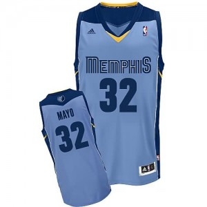 Canotte Mayo,Memphis Grizzlies Blu2