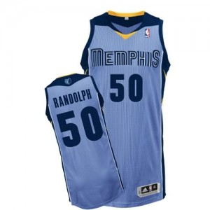 Canotte Randolph,Memphis Grizzlies Blu2