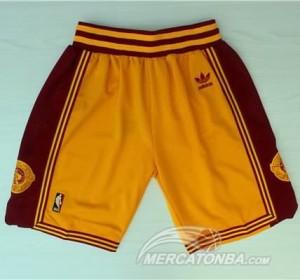 Pantaloni Cleveland Cavaliers Giallo