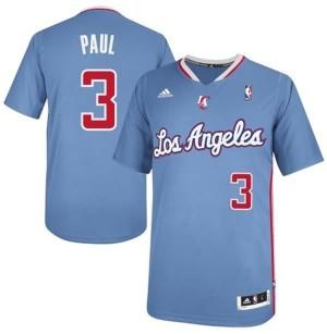 Canotte Rivoluzione 30 Paul,Los Angeles Clippers Blu