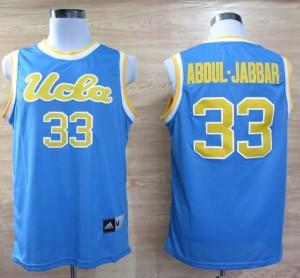 Canotte NCAA Abdul Jabbar,UCLA Blu
