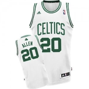 Canotte Allen,Boston Celtics Bianco