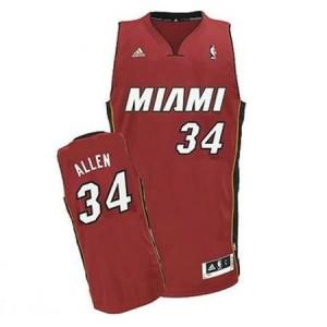 Canotte Rivoluzione 30 Allen,Miami Heats Rosso
