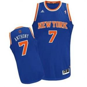 Canotte Rivoluzione 30 Anthony,New York Knicks Blu