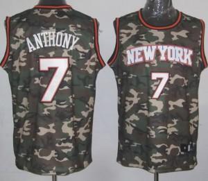 Canotte NBA Camouflage Anthony Riv30