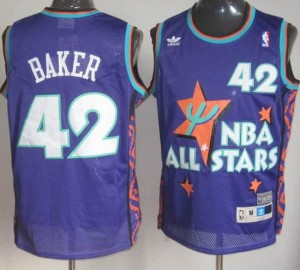 Canotte NBA Baker,All Star 1995 Blu
