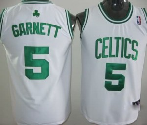 Canotte Bambini Garnett,Boston Celtics Bianco