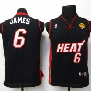 Canotte Bambini James,Miami Heats Nero