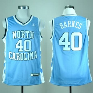 Canotte NCAA Barnes,North Carolina Blu