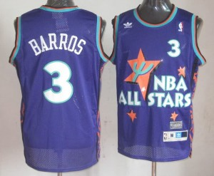 Canotte NBA Barros,All Star 1995 Blu