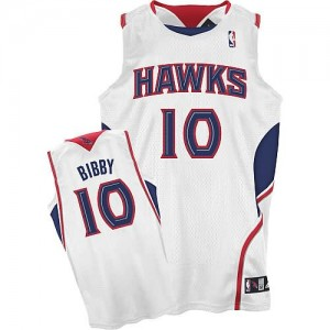Canotte Bibby,Atlanta Hawks Bianco