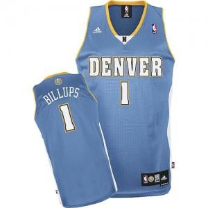 Canotte Billups,Denver Nuggets Blu
