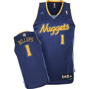 Canotte Billups,Denver Nuggets Blu2