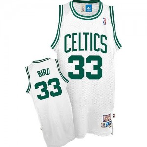 Canotte Bird,Boston Celtics Bianco
