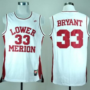 Canotte NCAA Bryant,Lower Merion Bianco