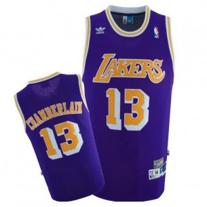 Canotte Chamberlain,Los Angeles Lakers Porpora