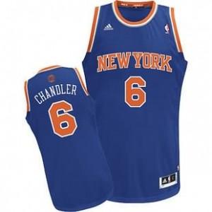 Canotte Rivoluzione 30 Chandler,New York Knicks Blu