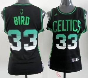 Canotte Donna Bird,Boston Celtics Nero