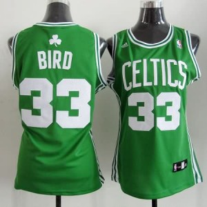 Canotte Donna Bird,Boston Celtics Verde