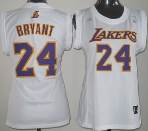 Canotte Donna Bryant,Los Angeles Lakers Bianco