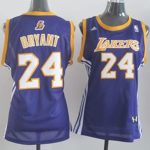 Canotte Donna Bryant,Los Angeles Lakers Porpora