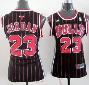 Canotte Donna Jordan,Chicago Bulls Nero2