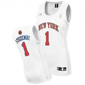 Canotte Donna Stoudemire,New York Knicks Bianco