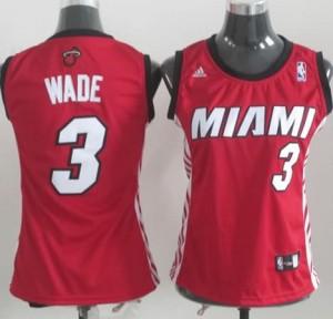 Canotte Donna Wade,Miami Heats Rosso