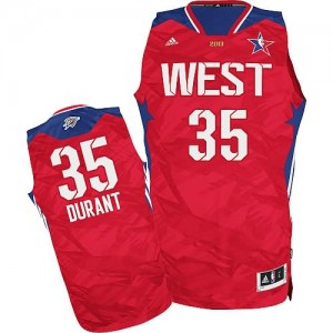 Canotte NBA Durant,All Star 2013 Rosso