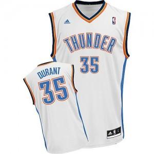 Canotte Durant,Oklahoma City Thunder Bianco