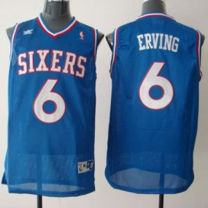 Canotte Erving,Philadelphia 76ers Blu