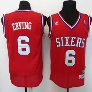 Canotte Erving,Philadelphia 76ers Rosso