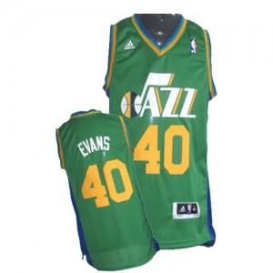 Canotte Evans,Utah Jazz verde