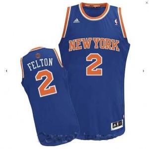 Canotte Rivoluzione 30 Felton,New York Knicks Blu