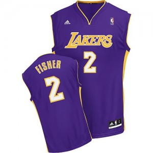 Canotte Fisher,Los Angeles Lakers Porpora