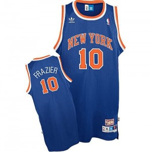 Canotte Frazier,New York Knicks Blu