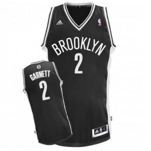 Canotte Rivoluzione 30 Garnett,Brooklyn Nets Nero