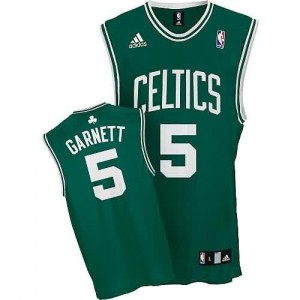 Canotte Garnett,Boston Celtics Verde