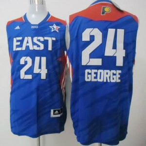 Canotte NBA George,All Star 2013 Blu