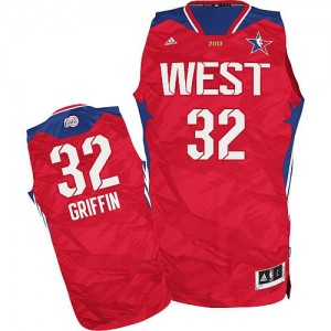 Canotte NBA Griffin,All Star 2013 Rosso