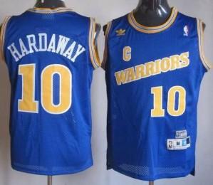 Canotte Rivoluzione 30 Hardaway,Golden State Warriors Blu