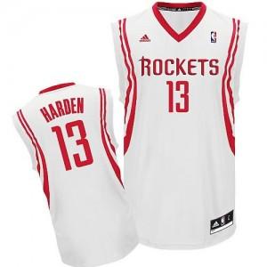 Canotte Rivoluzione 30 Harden,Houston Rockets Bianco