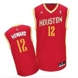Canotte Rivoluzione 30 Howard,Houston Rockets Rosso