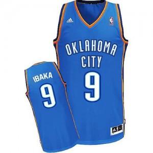 Canotte Rivoluzione 30 Ibaka,Oklahoma City Thunder Blu