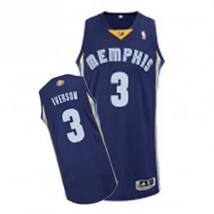 Canotte Iverson,Memphis Grizzlies Grizzlies Blu