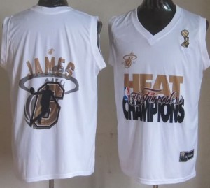 Canotte NBA Campeones James Bianco